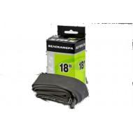 """Велокамера STELS 18""""x1.95""""/2.125"""" автовентиль, в инд. упаковке"""