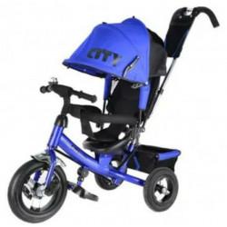 """Детский трехколесный велосипед """"City"""""""