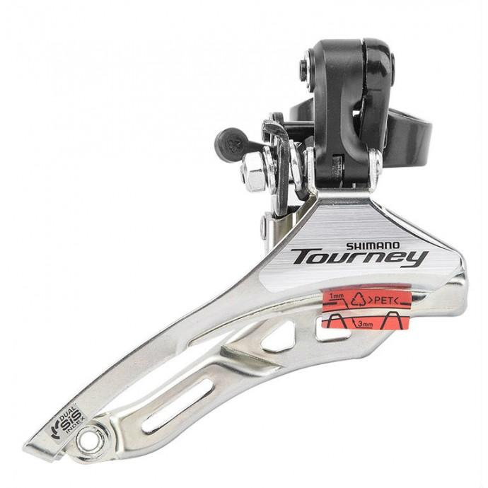 Переключатель скор. передн. Tourney FD-TY300 42T