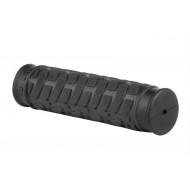 Грипсы TC-G08 125 мм чёрные