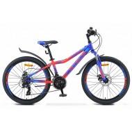 """Велосипед Stels Navigator-410 MD 24"""" 21-sp V010"""