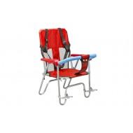 Кресло JL-189 детское велосипедное красное