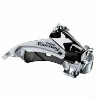 Переключатель передний Shimano Tourney TY510 ун тяга, хомут 28,6 мм