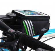 Сумка велосипедная 1.5L с отделением для телефона